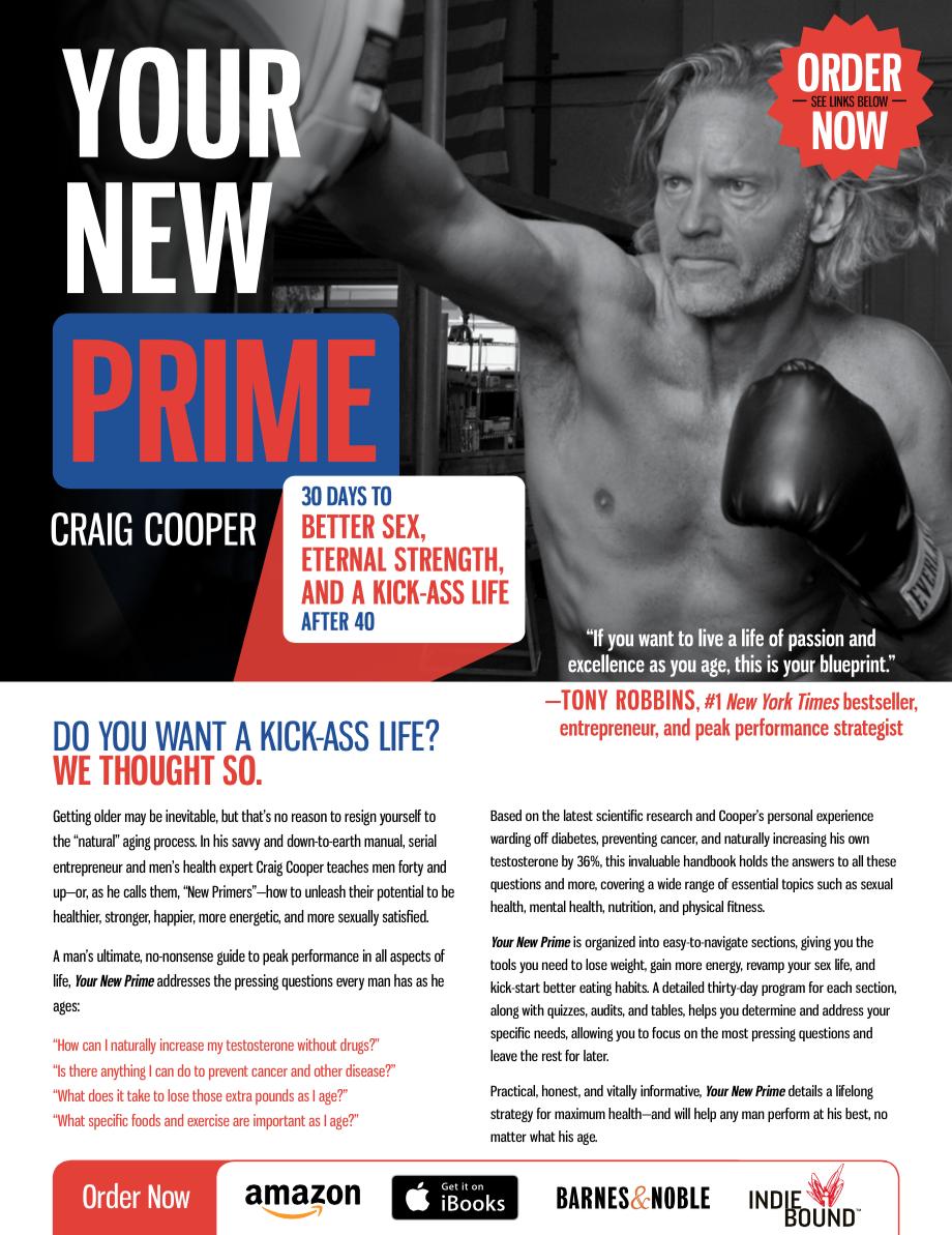 Your New Prime Craig Cooper