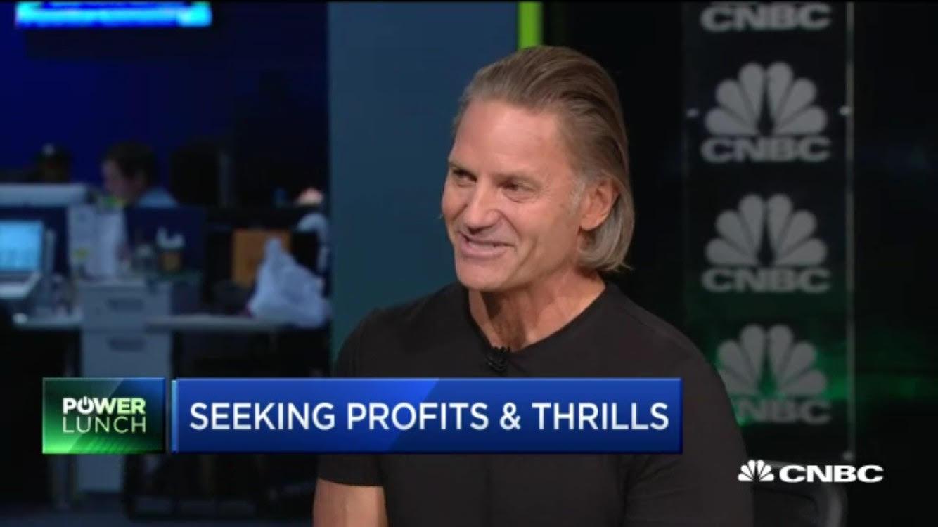 Craig Cooper Host - Adventure Capitalists - CNBC