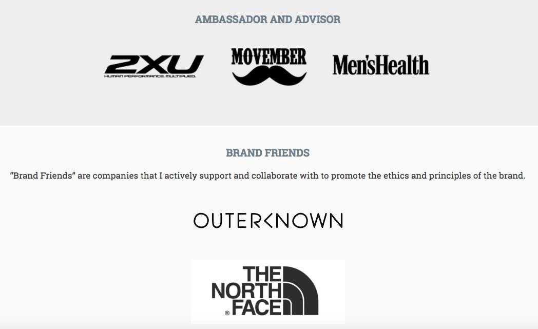 Brand Friends and Ambassadorships